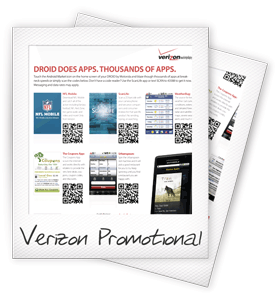 Verizon Wireless Promotional - The Coupons App